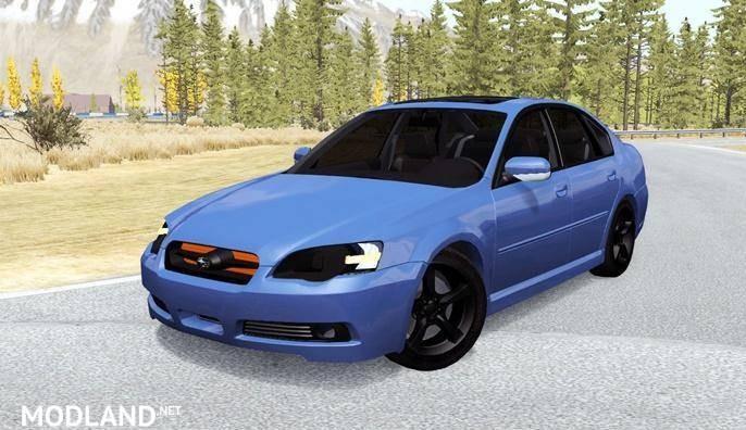 Subaru Legacỿ B4 [0.15.0]